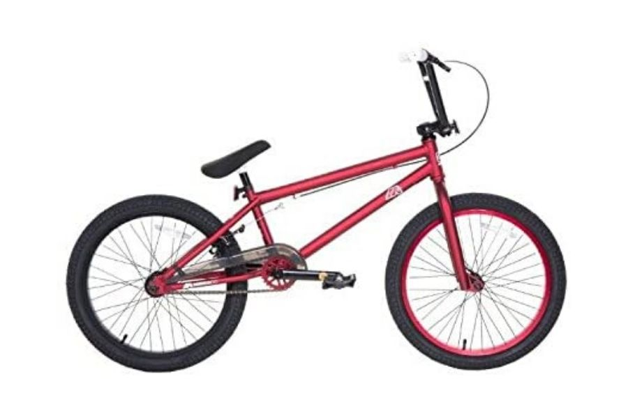 Dave Mirra Boys 20-Inch Redefin/Mirraco Bike