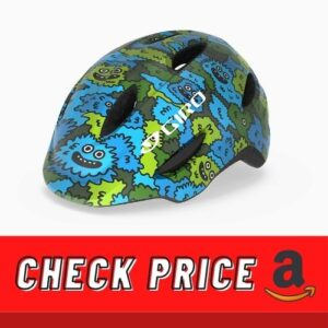 giro scamp youth bike helmet review