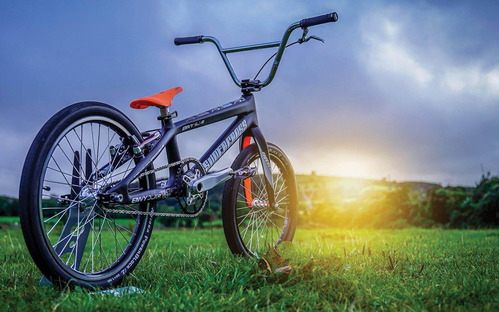 BMX Race Bikes