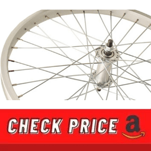 Sta Tru Alloy BMX Hub Front Wheel