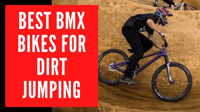 Best BMX Bikes for Dirt Jumping