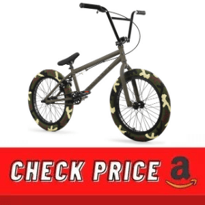 Elite 20ʺ BMX Bicycle Destro Model Freestyle Bike